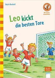 Leo kickt die besten Tore