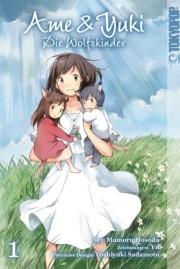 Mamoru Hosada (Autor), Yoshiyuki Sadamoto (Illustrator): Ame &Yuki. 176 Seiten. Tokyopop. 2013