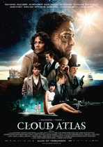 Cloud Atlas. Drama, Sience Fiction. Laufzeit 172 Min. Ab 12