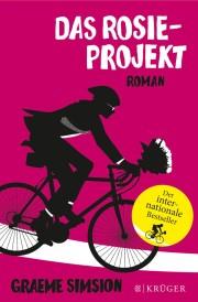 Graham Simision: Das Rosie-Projekt. 352 Seiten. Verlag: Fischer. 2013