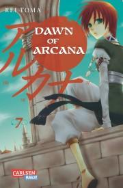 Rei Toma: Dawn of Arcana 8. 178 Seiten. Carlsen Verlag. 2013