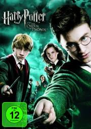 Harry Potter: Der Orden des Phönix. DVD. Lauflänge 132 Min. FSK ab 12 J.