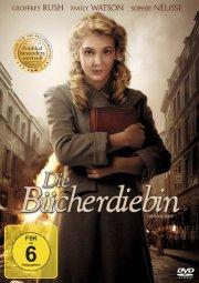 Die Bücherdiebin. DVD. Spieledauer: 127 Minuten. FSK ab 6 Jahren. 2014
