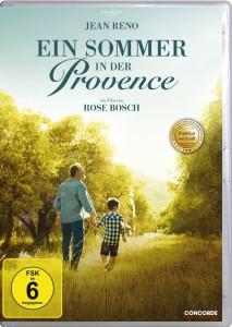 Ein Sommer in der Provence. DVD. 100 min. FSK frei ab 6 Jahren. 2015