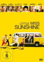 Little Miss Sunshine. DVD. Lauflänge 98 Min. 2013. FSK ab 6