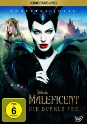 Maleficent. die dunkle Fee. DVD. 2014. FSK ab 6