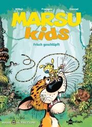 Marsu Kids 1: Frisch geschlüpft. Wilbur, Didier Conrad , André Franquin. 48 Seiten. Splitter Verlag. 2012