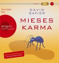 David Safier: Mieses Karma