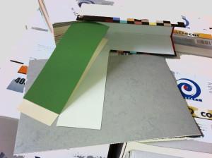 Ralley-Boden-Wand-Luminanz
