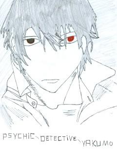Yakumo gemalt von Luap