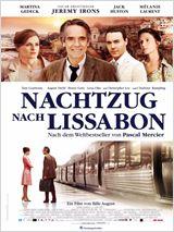Nachtzug nach Lissabon. Laufzeit 107 Min. DVD 2013. FSK ab 12
